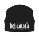 BEHEMOTH - KNITTED SKI HAT, LOGO