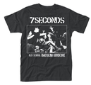 7 SECONDS - T-SHIRT, OLD SCHOOL AMERICA