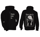 MISERY LOVES CO. - ZIP-HOOD, WREATH