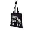 MISERY LOVES CO. - COTTON BAG, WREATH