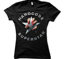 HARDCORE SUPERSTAR - GIRLIE, BLACK ALBUM
