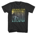 ARCADE FIRE - T-SHIRT, BLACK REFLEKTOR