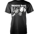 BEASTIE BOYS - T-SHIRT, BOOMBOX