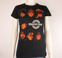 DIAMOND DOGS - LADY T-SHIRT, 20 YEARS