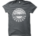 THE NOMADS - T-SHIRT, CIRCLE LOGO