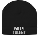 BILLY TALENT - KNITTED SKI HAT, LOGO