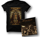 TKU - PERVOGENESIS, CD + T-SHIRT
