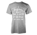 HARRY POTTER - T-SHIRT, SOLEMNLY SWEAR