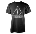HARRY POTTER - T-SHIRT, THE DEATHLY HALLOWS