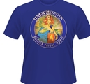 HAWKWIND - T-SHIRT, BRITISH TRIBAL MUSIC