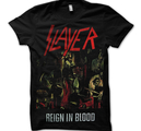 SLAYER - T-SHIRT, REIGN IN BLOOD