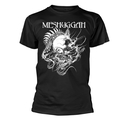 MESHUGGAH - T-SHIRT, SPINE HEAD