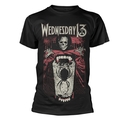 WEDNESDAY 13 - T-SHIRT, SPIDER SHOVEL