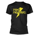 FOO FIGHTERS - T-SHIRT, LIGHTNING STRIKE