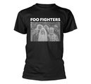 FOO FIGHTERS - T-SHIRT, OLD BAND