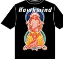HAWKWIND - T-SHIRT, SPACE RITUAL
