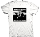 BEASTIE BOYS - T-SHIRT, CHECK YOUR HEAD