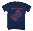 FOO FIGHTERS - T-SHIRT, LOOPS LOGO