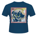 KISS - T-SHIRT, HOTTER THAN HELL