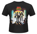 KISS - T-SHIRT, LOVE GUN