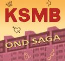 KSMB - OND SAGA (VINYL)