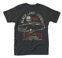 BLACK LABEL SOCIETY - T-SHIRT, HELL RIDING HOT ROD