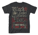 BLACK LABEL SOCIETY - T-SHIRT, DESTROY & CONQUER