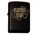 ELECTRIC BOYS - ZIPPO (MATTE BLACK)
