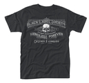 BLACK LABEL SOCIETY - T-SHIRT, MERCILESS FOREVER