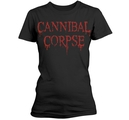 CANNIBAL CORPSE - GIRLIE, DRIPPING LOGO