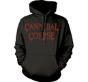 CANNIBAL CORPSE - HOODIE, DRIPPING LOGO