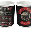 BLACK LABEL SOCIETY - MUG, DESTROY & CONQUER