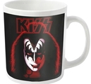 KISS - MUG, GENE SIMMONS (WHITE)