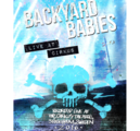 BACKYARD BABIES - LIVE AT CIRKUS (BLU-RAY) SIGNED!
