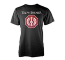 DREAM THEATER - T-SHIRT, RED LOGO