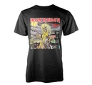IRON MAIDEN - T-SHIRT, KILLERS COVER