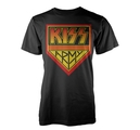 KISS - T-SHIRT, KISS ARMY