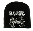 AC/DC - KNITTED SKI HAT, FOR THOSE ABOUT TO ROCK