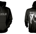 BURZUM - HOODED SWEATSHIRT, ANTHOLOGY 2018