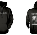 BURZUM - HOODED SWEATSHIRT, DET SOM ENGANG VAR 2013