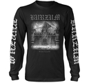 BURZUM - LONG SLEEVE SHIRT, DET SOM ENGANG VAR 2013