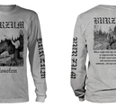 BURZUM - LONG SLEEVE SHIRT, FILOSOFEM 3