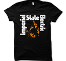IMPERIAL STATE ELECTRIC - T-SHIRT, VOL.4