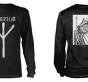 BURZUM - LONG SLEEVE SHIRT, RUNE